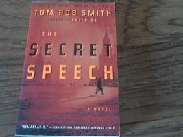 The Secret Speech By Tom Rob Smith (2010 Paperback) - $5.00