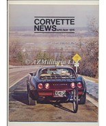 Corvette News Apr/May 1974 - $9.75
