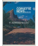 Corvette News Dec/Jan 1973 - $9.75