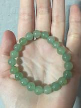 Prosperity and Success Handmade Natural Green Aventurine Crystal Bracele... - $24.99