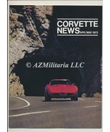 Corvette News Apr/May 1973 - $9.75