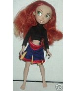 "KIM POSSIBLE Vinyl Doll 10"", Disney cheerleader... - $8.00"