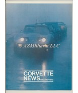Corvette News Aug/Sep 1973 - $9.75