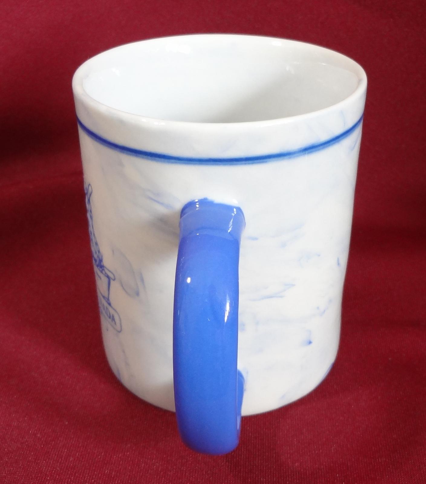 Niagara Falls Canada Maid of the Mist 10 oz Souvenir Coffee Mug Cup