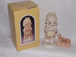 1986 Precious Moments He Walks With Me 107999 - $3.40