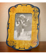 Vintage Style Demdaco Wooden Photo Frame - $8.50
