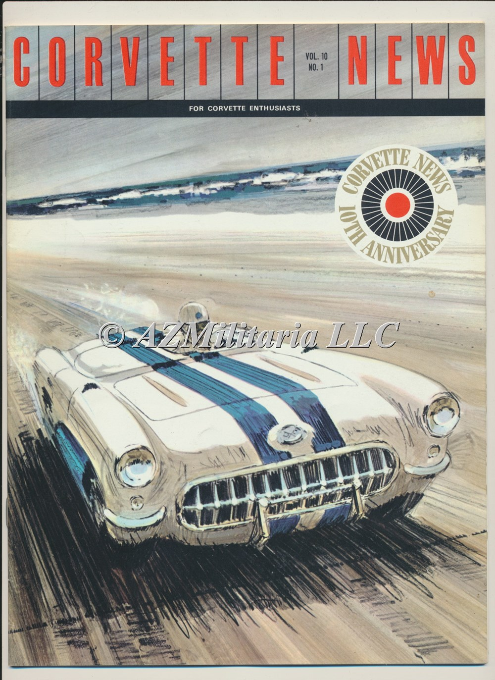 Primary image for Corvette News Vol. 10 No. 1