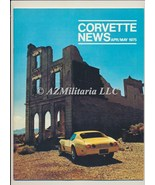 Corvette News Apr/May 1975 - $9.75