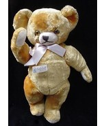 Vintage Knickerbocker Jointed Plush Toy Teddy Bear Old - $40.00