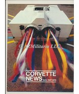 Corvette News Aug/Sep 1970 - $10.75