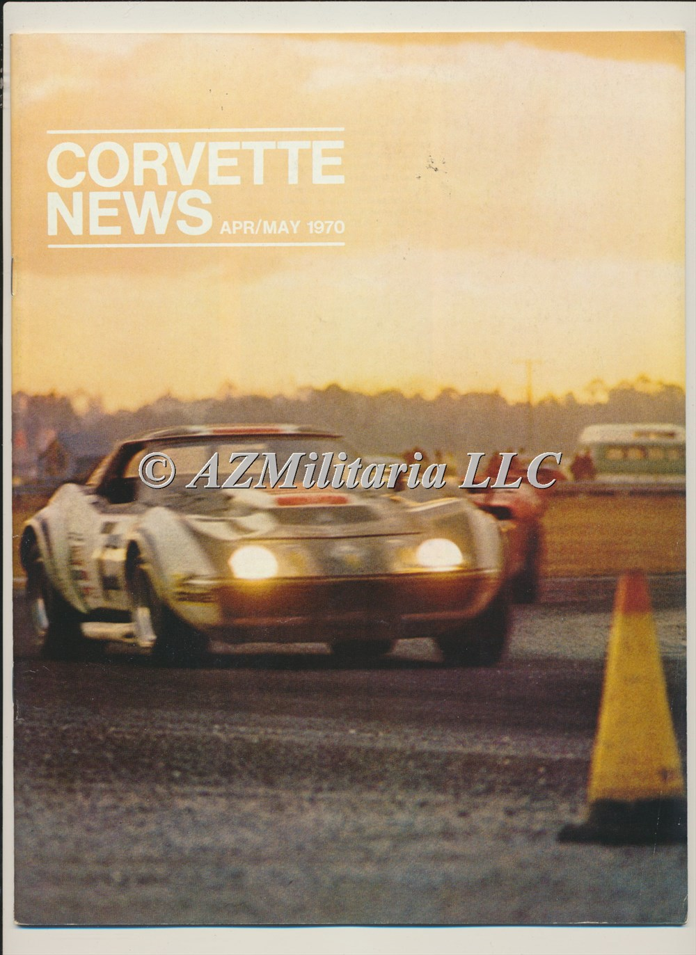 Primary image for Corvette News Apr/May 1970