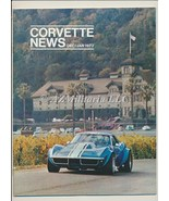 Corvette News Dec/Jan 1972 - $9.75