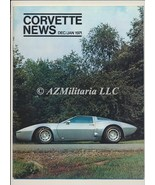 Corvette News Dec/Jan 1971 - $9.75