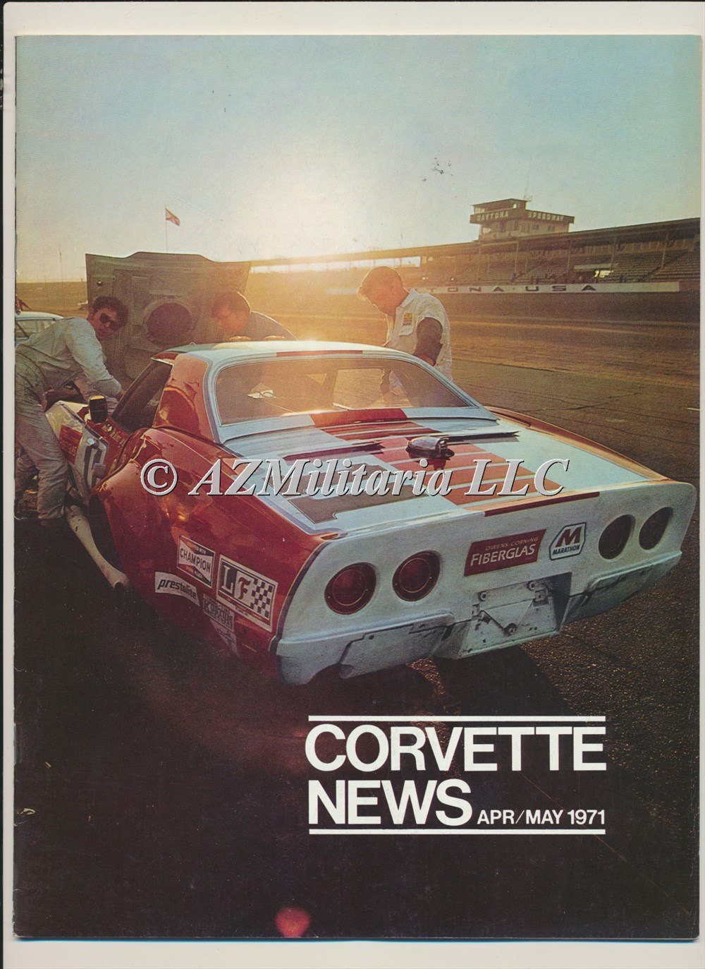 Primary image for Corvette News Apr/May 1971