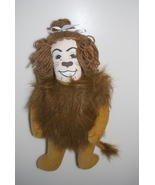 """Cowardly Lion Wizard of Oz Doll 9"""" - $14.95"""
