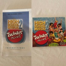 Disney High School Musical 2 Twister Moves Board Game Replacement Parts Choice - $4.99+