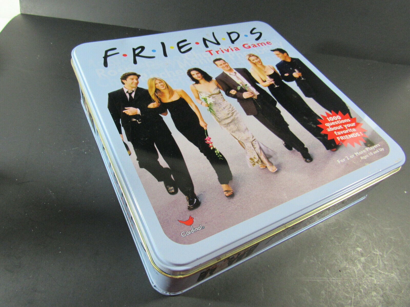 Primary image for Friends Trivia Game - Favorite Friends TV Show FREE SHIPPING  Complete