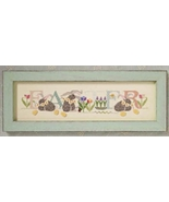 Easter cross stitch chart Cricket Collection - $7.20