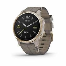 Garmin Fenix 6S Sapphire, Premium Multisport GPS Watch, Smaller-Sized, features  - $899.99