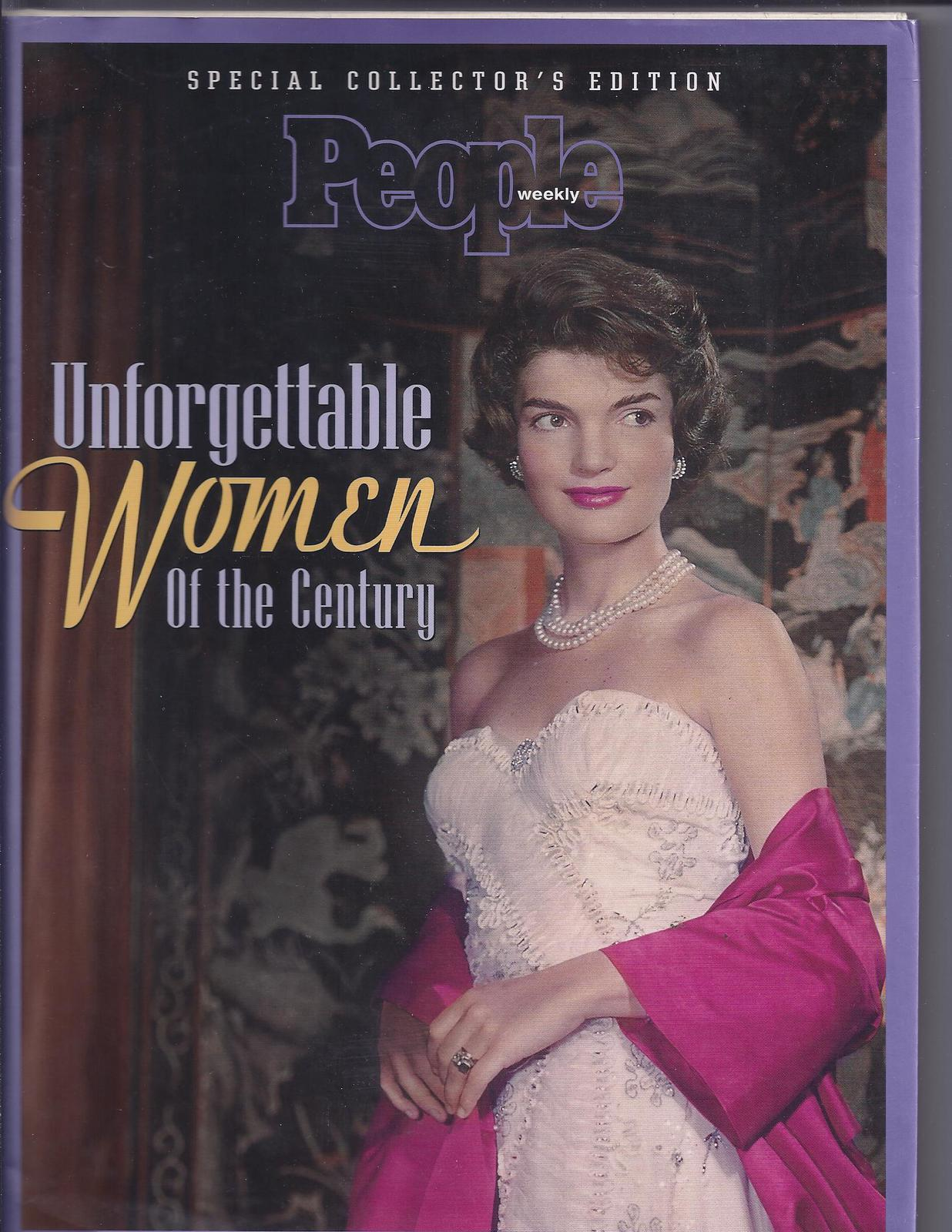 Primary image for IMELDA MARCOS in UNFORGETTABLE WOMEN OF THE CENTURY  PEOPLE Weekly