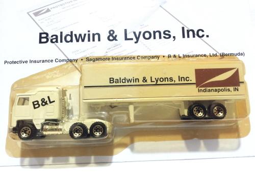 Matchbox b   l articulated trailer 1981.1 1 1 1
