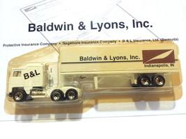 Vintage Matchbox B & L Articulated Trailer 1981 17cm Die Cast Model Car ... - $90.99
