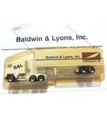 Vintage Matchbox B & L Articulated Trailer 1981 17cm Die Cast Model Car (Rare) - $90.99