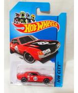 Hotwheels '70 Toyota Celica #22 red Die Cast Model Car - $25.99