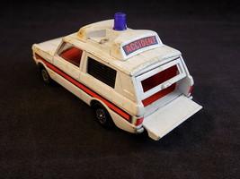 1960s Corgi Toys Whizzwheels Vigilant Range Rover Police Accident Vehicle - $10.88