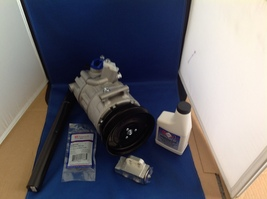 05-14 VW Volkswagen Jetta 2.5 Auto AC Air Conditioning Compressor Repair... - $372.36