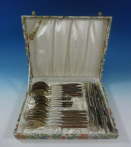 800 Silver Wmf #193 Flatware Set Service Dinner Size 24 Pieces In Vintag... - $1,195.00