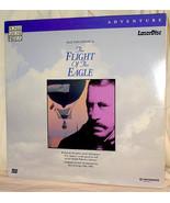 'FLIGHT OF THE EAGLE' -Harrowing True-Life Adventure on Pioneer Laser Di... - $29.95