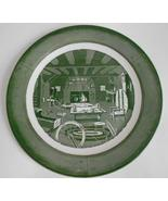 Colonial Homestead Chop Plate by Royal - $25.00