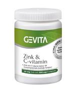 Gevita Zinc & Vitamin C, 100 tablets - $24.00