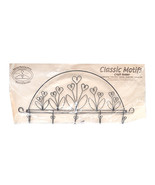 Classic Motifs Flower Garden 22 Inch Accessory Holder - $36.99