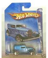 Hot Wheels 2008 All Stars 049 '32 Ford Delivery 5sp No Redlines Variation - $2.77
