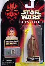 Star Wars Episode I The Phantom Menace Anakin Skywalker Naboo C9 .0100 F... - $8.81