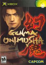Genma Onimusha Xbox OG - $8.53