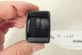 13 2013 Infiniti JX35 Headlight Dim Level Switch OEM 4067W - $24.99