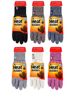 Heat Holders - Womens Warm Cable Knitted Insulated Thermal Winter Gloves 7 color - $16.90
