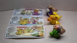 Kinder - 2001 Spielzeug mit flugeln - complete set + 3 papers - surprise eggs - $3.50
