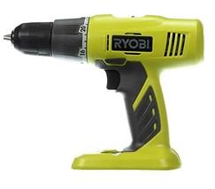 Ryobi P209 18 V Drill-Driver Bare Tool - $77.88