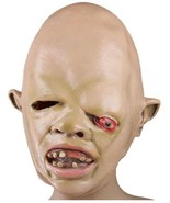Halloween Cosplay Costume Disguise Horror Rubber Mask Alien UFO Strange - $44.60