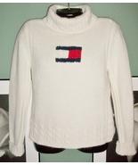 TOMMY HILFIGER Flag Logo SOFT Angora Sweater NWT! - $30.00