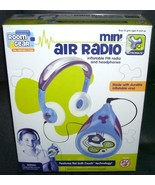 Room Gear MINI AIR RADIO Inflatable FM Radio and Headphones from 2002 - $14.96