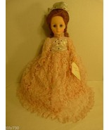 """Madame Alexander Rare C73 Glinda The Good 14"""" Doll With Tags Pink Lace D... - $131.99"""