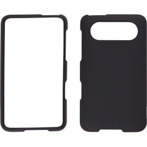 Wireless Solutions Snap On Shell Case Cover for the HTC HD7 – Black