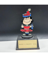 Aviva Peanuts Gang figurine united feature vtg Lucy 1970 Have Happy One ... - $37.62