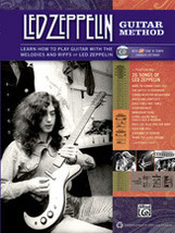 Led Zeppelin Guitar Method/Book w/CD Set Discounted! - $22.95