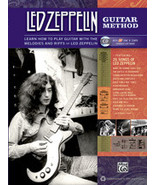 Led Zeppelin Guitar Method/Book w/CD Set Discou... - $22.95